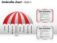 PowerPoint Theme Download Umbrella Chart Ppt Layouts