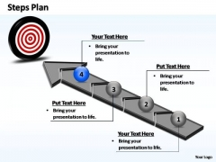 PowerPoint Theme Image Steps Plan Ppt Designs