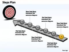 PowerPoint Theme Leadership Steps Plan Ppt Slides