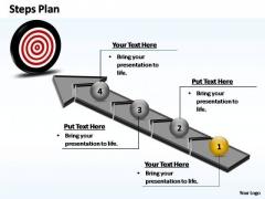 PowerPoint Theme Success Steps Plan Ppt Slides