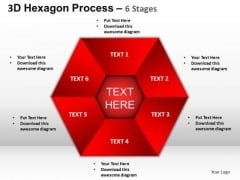 PowerPoint Theme Teamwork Process Chart Ppt Theme
