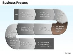 PowerPoint Themes Business Complex Business Process Ppt Templates