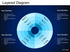 PowerPoint Themes Business Growth Layered Circle Ppt Templates