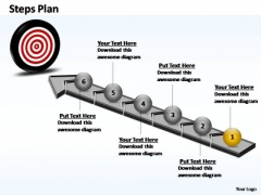 PowerPoint Themes Business Steps Plan Ppt Slides