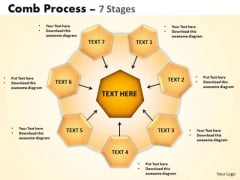 PowerPoint Themes Company Wheel And Spoke Process Ppt Design Slides