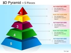 PowerPoint Themes Corporate Leadership Pyramid Ppt Designs