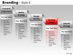 PowerPoint Themes Corporate Strategy Branding Ppt Slide