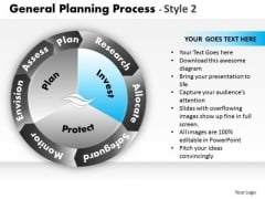 PowerPoint Themes Design Slides Business Growth General Planning Process Ppt Themes