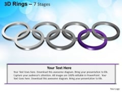PowerPoint Themes Editable Rings Ppt Designs