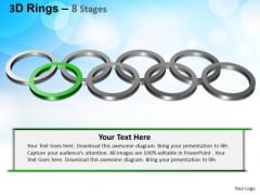 PowerPoint Themes Editable Rings Ppt Presentation