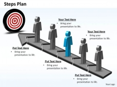 PowerPoint Themes Growth Steps Plan 5 Stages Style 6 Ppt Slide Designs