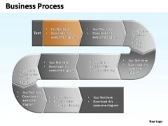PowerPoint Themes Marketing Complex Business Process Ppt Process