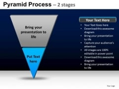 PowerPoint Themes Marketing Pyramid Process Ppt Backgrounds