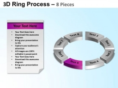 PowerPoint Themes Marketing Ring Process Ppt Design