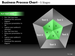 PowerPoint Themes Process Quadrant Diagram Ppt Templates