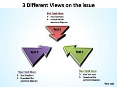 PowerPoint Themes Success Different Views Ppt Presentation