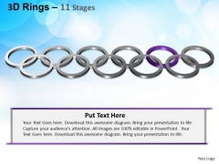 PowerPoint Themes Success Rings Ppt Backgrounds