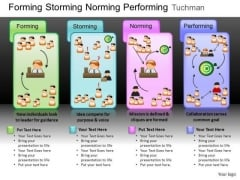 PowerPoint Tuckmans Global Forming Storming Ppt Slidelayout