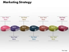 Ppt 3d Circlular Arrows Mobile Marketing PowerPoint Presentation Strategy Templates