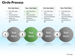 Ppt 4 Stages Text Circle Diamond Mining Process PowerPoint Presentation Templates