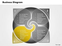 Ppt 4 Steps In Planning Process Business PowerPoint Presentations Diagram Templates
