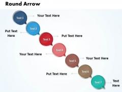 Ppt 7 Create PowerPoint Macro Arrow Process Templates