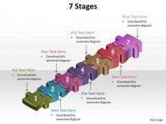 Ppt 7 Steps PowerPoint Templates