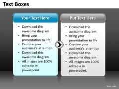 Ppt A Simple 2 Stage Process Editable Business Plan PowerPoint Templates