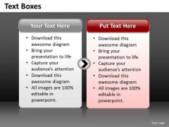 Ppt A Simple 2 Stage Process Editable Business Strategy PowerPoint Templates