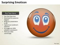 Ppt Animated Smiley Face Express Great Emotion Business PowerPoint Templates