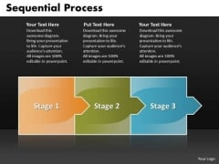 Ppt Arrow Nursing Process PowerPoint Presentation 3 Stages Templates