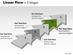 Ppt Background Self Concept PowerPoint Presentation Download Step By Linear Flow 5 Design