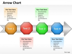 Ppt Business PowerPoint Presentations Organization Flow Process Charts Templates