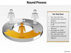 Ppt Business PowerPoint Theme People Stand On Success Templates