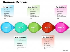 Ppt Circle Arrow Business PowerPoint Presentation Process Flow Chart Templates
