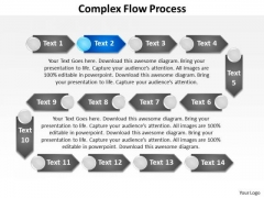 Ppt Complex Flow Marketing Process PowerPoint Presentation Model Templates