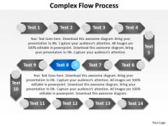 Ppt Composite Flow Decision Making Process PowerPoint Presentation Templates