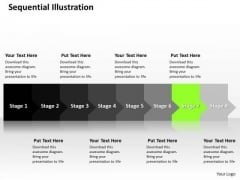 Ppt Consistent Way To Block Production Losses Eight Steps Stage 7 PowerPoint Templates