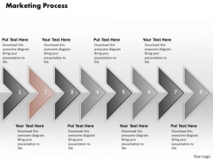 Ppt Continous Mobile Marketing PowerPoint Presentation Process Using 8 Stages Templates