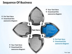 Ppt Continuing Sequence Of Business PowerPoint Presentation Stages Business Templates