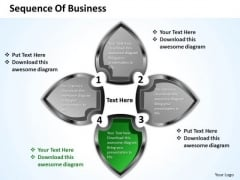 Ppt Continuing Sequence Of New Business PowerPoint Presentation Stages Business Templates