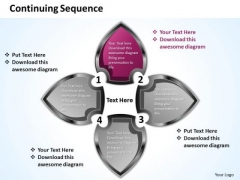 Ppt Continuing Sequence Of New Business PowerPoint Presentation Stages Templates