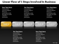 Ppt Continuous Demo Create Flow Chart PowerPoint Of Steps Templates