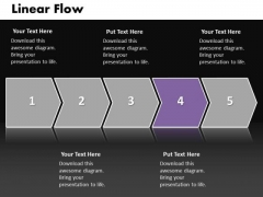 Ppt Continuous Flow Business Presentation PowerPoint Tips Free Download Process Templates