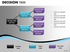 Ppt Decision Tree PowerPoint Ppt Slides Download