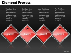 Ppt Diamond Writing Process PowerPoint Presentation 4 Stage Templates