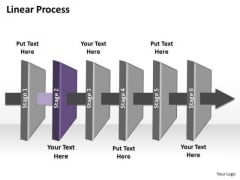 Ppt Direct Flow Of Marketing Startegy Ishikawa Diagram PowerPoint Template Templates