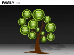 Ppt Family Tree Genealogy
