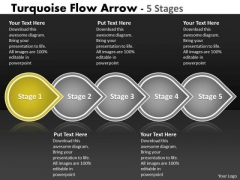 Ppt Five Practice The PowerPoint Macro Steps Business Representation Arrow Means 2 Image