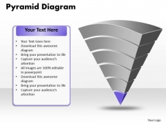 Ppt Food Pyramid PowerPoint Template Chart Design Templates 2003
